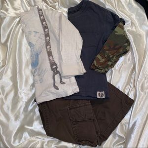 🆕🆙Little Boys' Causal Outfit Bundle